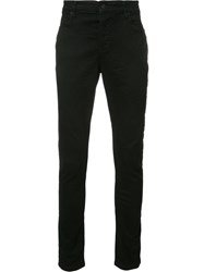 Ksubi Slim Fit Jeans Black
