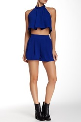 Modiste Tyra Two Piece Romper Blue