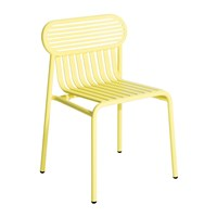 Petite Friture Week End Chair Yellow