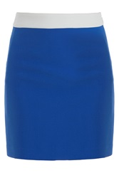 Diane Von Furstenberg Panel Skirt