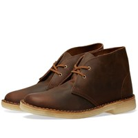 Clarks Originals Desert Boot W Brown
