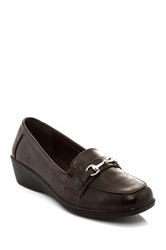 Godiva Joy Slip On Shoe Brown