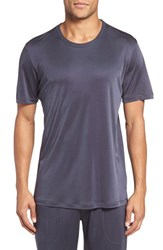 Daniel Buchler Men's Luxe Silk T Shirt