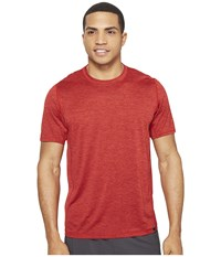 Prana Hardesty Short Sleeve Raisin Men's T Shirt Brown