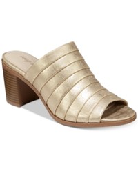 Easy Street Shoes Chella Sandal Women's Soft Gold