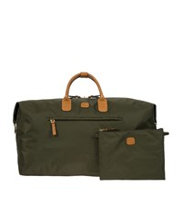 Bric's X Travel Holdall Green
