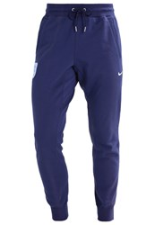 Nike Performance England National Team Wear Midnight Navy Metallic Silver Blue