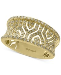 Effy Final Call Diamond Band 1 2 Ct. T.W. In 14K Gold Yellow Gold