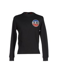 Surface To Air Topwear Sweatshirts Men