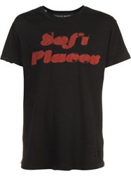Enfants Riches Deprimes Soft Places T Shirt Black