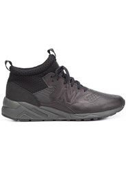 New Balance Chunky Sole Sneakers Black