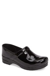 Dansko Men's 'Professional' Slip On Black Patent Leather