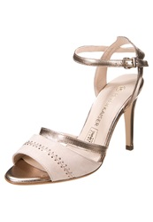 Peter Kaiser Amiga High Heeled Sandals Nude