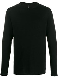 Transit Crew Neck Sweater Black