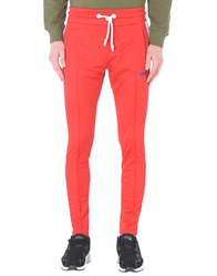 Gcds Casual Pants Red