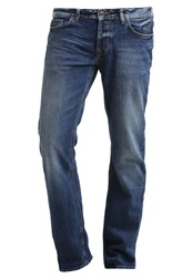 Ltb Paul Straight Leg Jeans Lorient Wash Bleached Denim