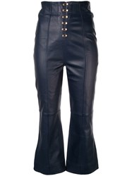 Alice Mccall Sweet Street Trousers Blue