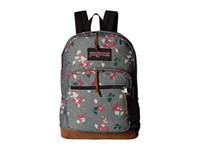 Jansport Right Pack Expressions Chambray Sweet Blossom Backpack Bags Gray