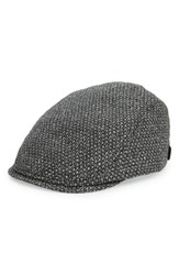 Ted Baker London Shuga Driving Cap Charcoal