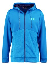Under Armour Tracksuit Top Pea Black Nnl Orange