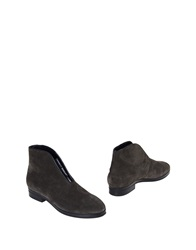 C.B. Made In Italy Ankle Boots
