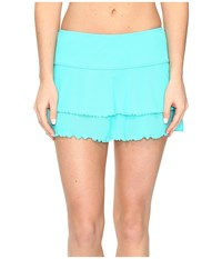 Body Glove Smoothies Lambada Skirt Min T Women's Swimwear Blue