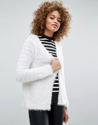 Only Perfect Open Cardigan Cloud Dancer Cream