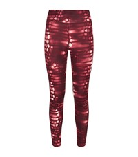 Adidas Supernova Long Tights Female Red