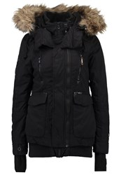 Khujo Winter Jacket Black