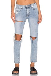 Unif Romeo Jean Light Blue