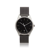 Uniform Wares C36 Date Watch Gray