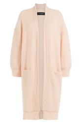 By Malene Birger Cardigan With Wool And Mohair Beige