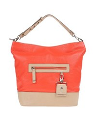 Francesco Biasia Bags Handbags Women Coral
