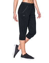 Under Armour Sport Ankle Cropped Pants Black