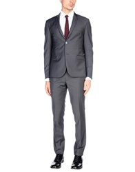 Havana And Co Co. Suits Steel Grey