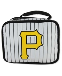 Concept One Pittsburgh Pirates Lunchbreak Lunch Bag White