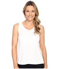 Woolrich Elemental Tank Ii White Women's Sleeveless