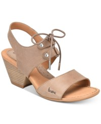 B.O.C. Blaire Sandals Taupe