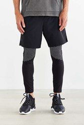 Icny Tech Tight Black