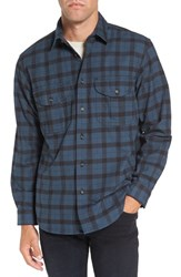 Filson Men's 'Alaskan Guide' Regular Fit Check Flannel Shirt