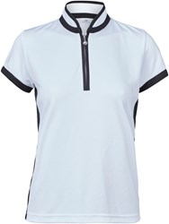 Daily Sports Marge Short Sleeved Polo Shirt Black