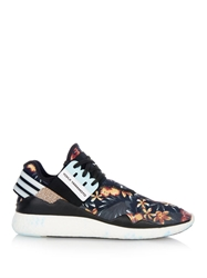 Y 3 Retro Boost Floral Print Trainers