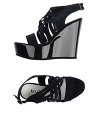 Byblos Sandals Dark Blue