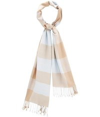 Cc Check Textured Scarf