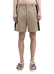 Kolor High Tech Mesh Detail Shorts Natural