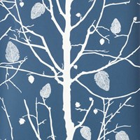 Ferm Living Family Tree Wallpaper Sample Swatch