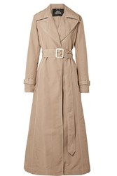 Marc Jacobs Shell Trench Coat Mushroom