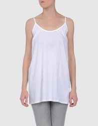 Anneclaire Tops White