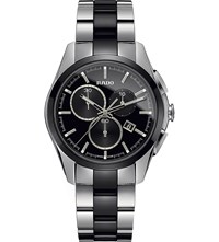 Rado R32038152 Hyperchrome Chronograph Stainless Steel And Ceramic Watch