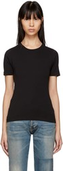 6397 Black Tight T Shirt